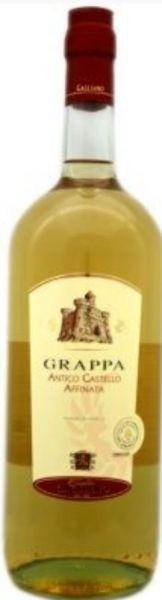 Grappa Antico Castello Del Fondatore 38% 1,5 Liter/Gagliano