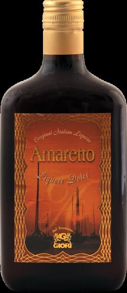 Amaretto Liquore Dolce 21% 0.7l /Giori