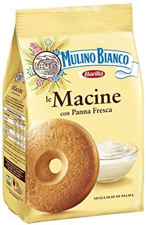 Macine 350g/Mulino Bianco