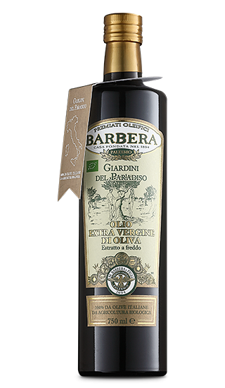 Olivenöl Bio Giardini del Paradiso 750 ml /Barbera