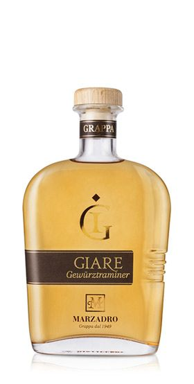 Grappa Gewürztraminer 20 cl 41% vol/Marzadro