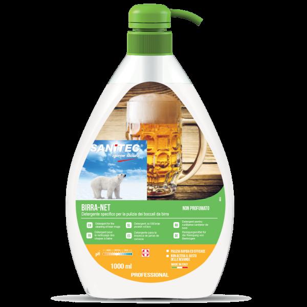 Spülmittel für Biergläser 1l Sanitec