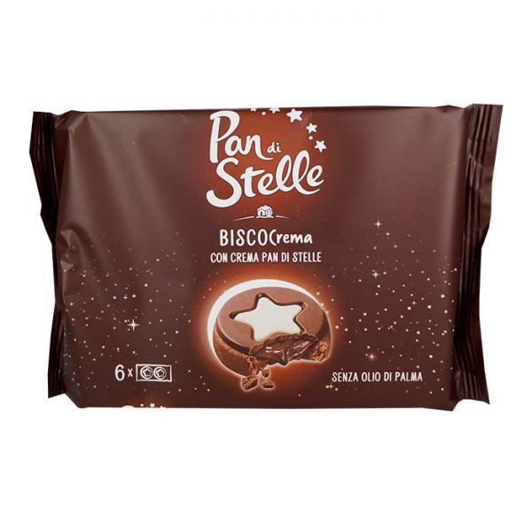 Pan di Stelle Bisco Crema 168g/Mulino Bianco