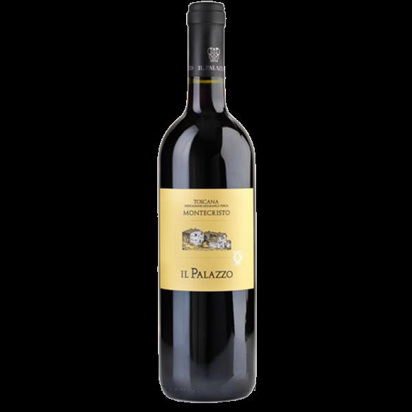 Montecristo IGT Toscano Rosso 0,75l 13,5% - 2012/ Il Palazzo