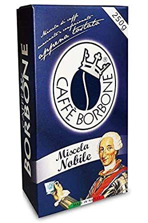 Caffe Borbone Miscela Nobile Kaffee 250g gemahlen