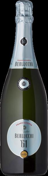 61 Franciacorta Saten DOCG 0,75l 12,5% / Berlucchi