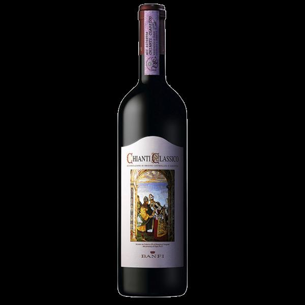 Chianti Classico DOCG 0,75l 13,5% - 2017/ Banfi