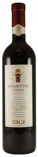 Sangiovese Umbria 0,75 l 13% 2017/ Bigi