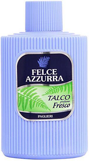 Körperpuder Fresco 150 g Streudose/Felce Azzurra