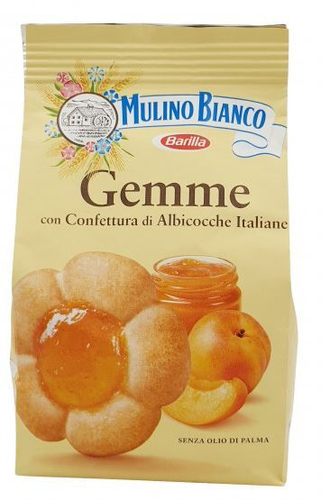 Gemme Albicocca 200g/ Mulino Bianco