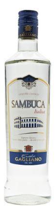 Sambuca Liköre 40 % 0,7 Liter/Gagliano