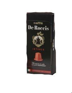 Caffe Kapsel Intenso 10x5,5 g De Roccis