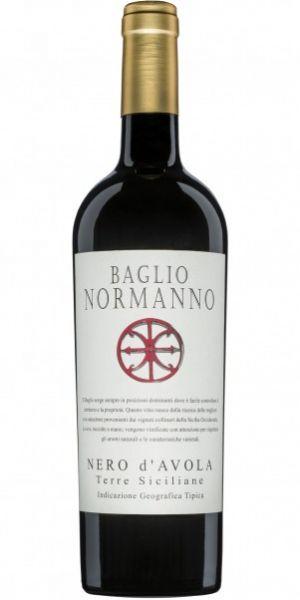 Nero d Avola Sicilia DOC 2017 0,75 l 14%