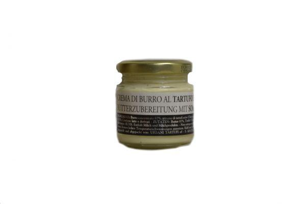 Butterzubereitung mit Sommertrüffeln 70 g/Urbani Tartufi