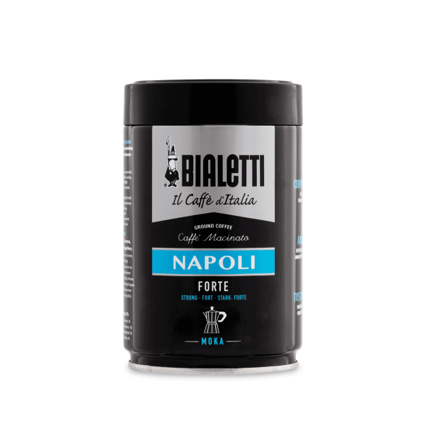 Caffé gemahlen Napoli 250g/Bialetti