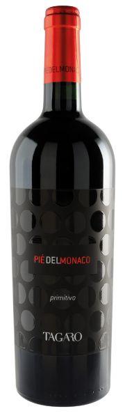 Pie Del Monaco Primitivo IGT Salento 0,75l 15 % - 2015 / Tagaro