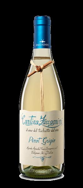 Tralcetto Pinot Grigio IGT 0,75l 12,5% - 2019 / Zaccagnini