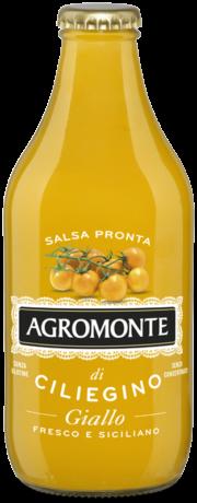 Gelbe Kirschtomatensoße 330 g / Agromonte