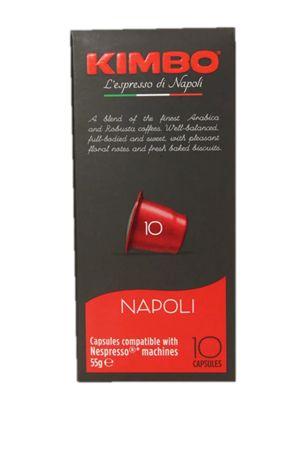 Nespresso Kapseln Napoli 10 Stück/ Kimbo