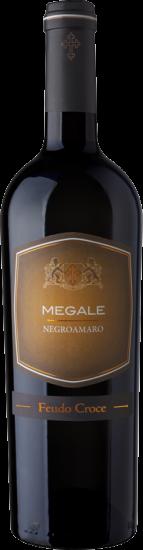 Megale Negramaro Barrique 0,75l 14% -2016/Feudo diSantaCroce