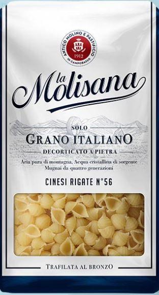 La Molisana 56 Cinesi Rigate 500 g