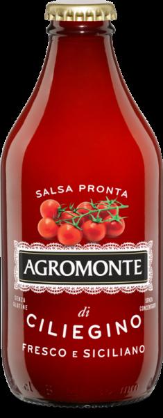 Tomatensoße aus Kirschtomaten 330 g / Agromonte