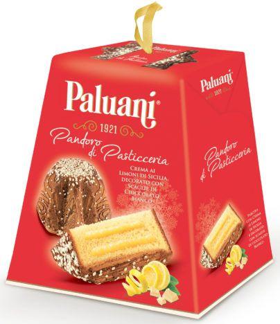 Pandoro Crema ai Limoni di Sicilia 750g/ Paluani