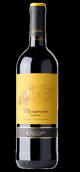 Marzemino Trentino DOC 0,75l 12,5% - 2016 / Concilio