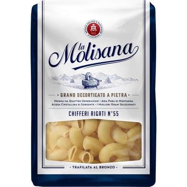 La Molisana 55 Chifferi Rigati 500 g