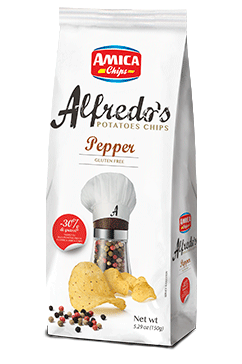 Alfredo´s Pepper Glutenfrei 150g/ Amica