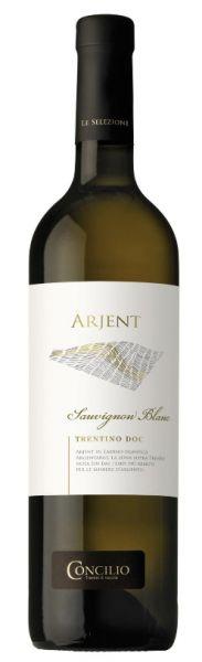 Sauvignon Blanc Trentino Arjent 0,75 l 13% 2017 /Concilio