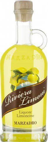 Limoncino Riviera Limoni 0,2l 30% / Marzadro