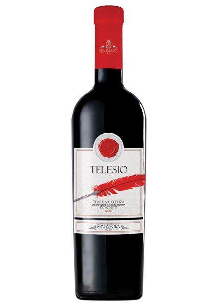Telesio rosso 13,5% Alc. 0,75 /Spadafora