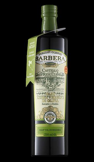 Olivenöl Castello di Resultano 750 ml /Barbera