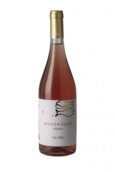 Muso Rosso Rosato 12,5% 0,75l - 2019 / Tagaro