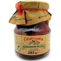 Peperoncini piccanti 285g/Calabriamia
