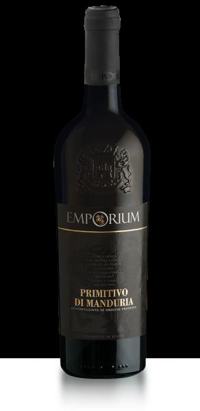 Primitivo di Manduria Emporium DOC 0,75l 14,5% - 2018 / Enoitalia