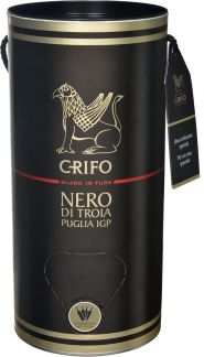 Nero di Troia Puglia IGP 12,5% alc. 2016 (Black) 3l Bag in Tube