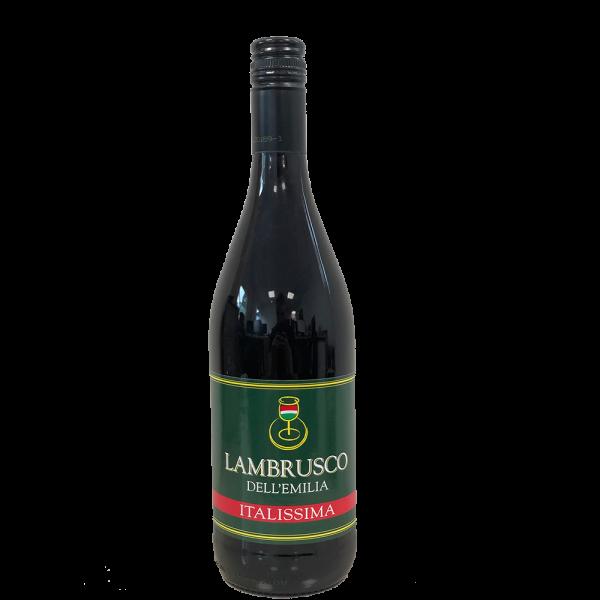 Lambrusco Dolce 0,75l 7,5% / Italissima