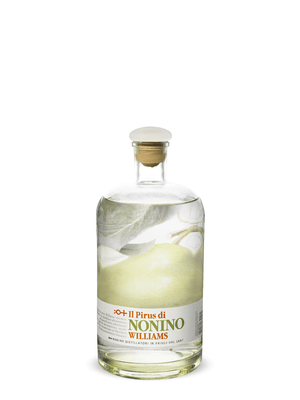 il Pirus di Nonino Williams Grappa 0,7 43% / Nonino