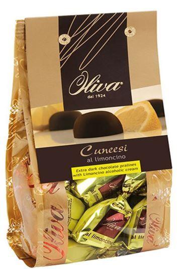Cuneesi Pralinen al Limoncello 250 g./Dulcioliva