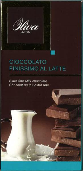 Milchschokolade 85g / Oliva