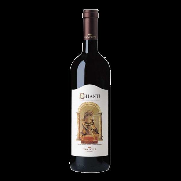 Chianti DOCG 0,75l 13% - 2018 / Banfi