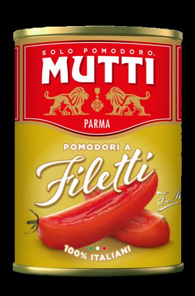 Pomodori in Scheiben 400g/Mutti