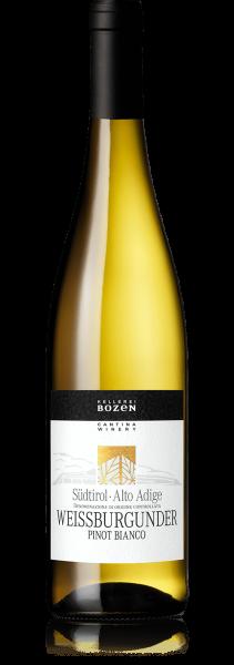 Weissburgunder Südtirol Alto Adige DOC Pinot Bianco 13% 0,75 / Kellerei Bozen