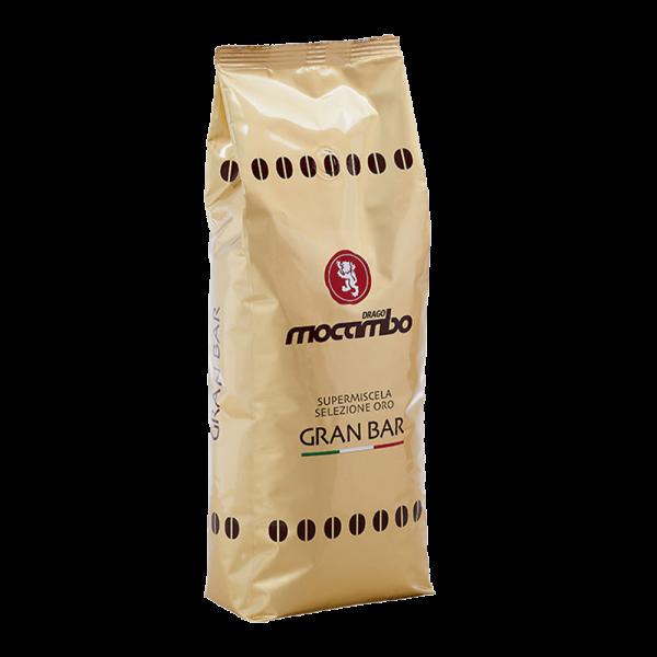 Caffe Gran Bar Gold ganze Bohnen 1Kg/Mocambo