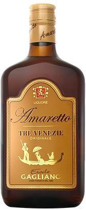 Amaretto Tre Venezie Likör 21% 0,7 Liter/Gagliano