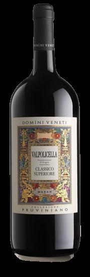 Valpolicella DOC Classico Superiore Collezione Pruviniano Holzbox 1,5l 13% - 2016 / Domini Veneti