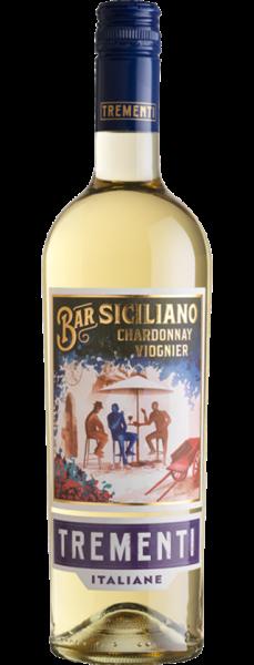 Siciliano Chardonnay Viognier IGP 13% 0,75l - 2019 / Trementi