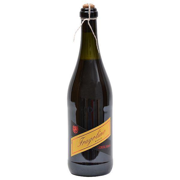 Fragolino rosso 10% 0,75l Corte Viola/Contri Spumanti